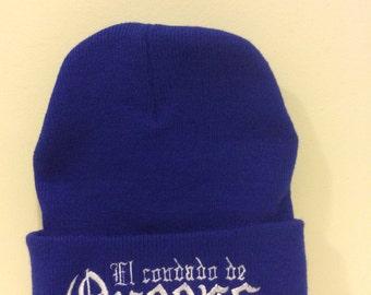 Queens Knit Cap