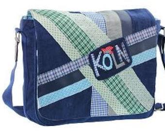 """Laptop shoulder bag """"Cologne"""""""