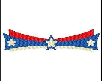 Fill Embroidery Design, July 4th 03 Flourish, Pattern, Swirl, File, Digital, Download, Machine