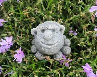 Fairy Garden Rock Troll