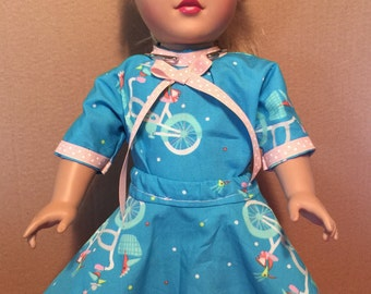 18 inch Doll Top & Skirt
