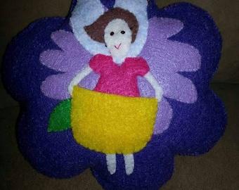 Little Fairy Tooth Fairy Pillow