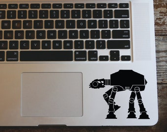 Star Wars AT AT walker vinyl decal sticker