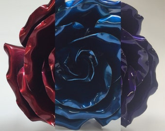 Powder Coated stainless steel rose