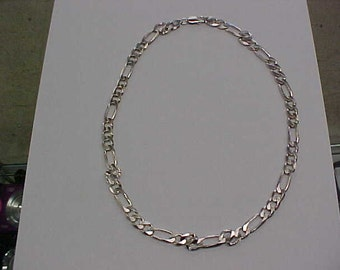 """sterling silver 925 link chain 19"""" *nice*"""