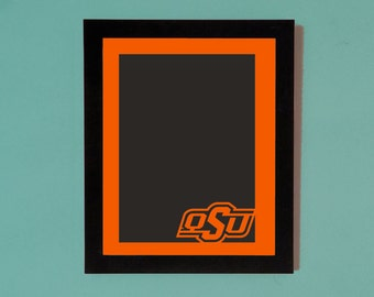 Oklahoma State Cowboys Picture Frame Mat