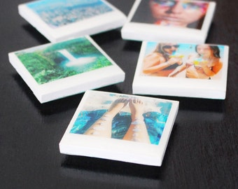 mini Photo Magnets/Custom Photo Magnets/Photo Magnets/Personalized Magnets/Custom Magnets/Refrigerator Magnets/Tile Photo Magnets/Photo Gift