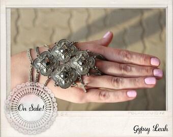 Gypsy Hand Cuff