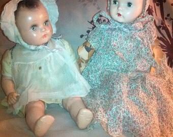 Composition Dolls