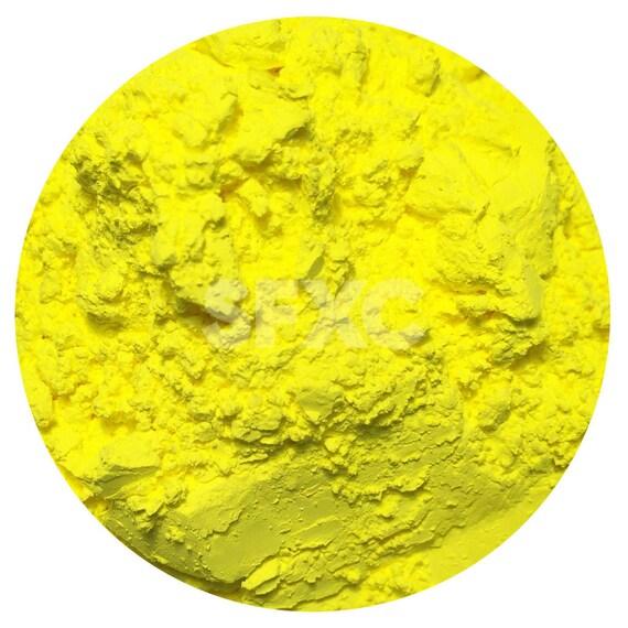 Fluorescent Pigments - Yellow