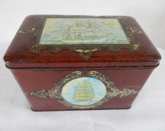 Antique Tin Holland