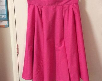 Charlotte Skirt ~ Block Colours ~ MTO