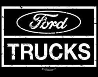 1964 ford trucks super duty powered single axle series diesel. Black Bedroom Furniture Sets. Home Design Ideas