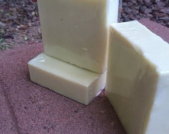 100% Olive Oil Castile Handmade Cold Process Soap