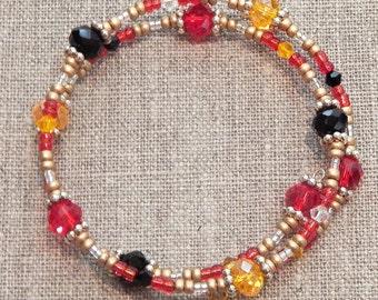 Bollywood Inspired Beaded Bracelet