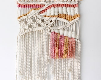 Autumn Glory Macrame Wall Hanging