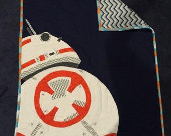 Star Wars BB8 Baby Quilt