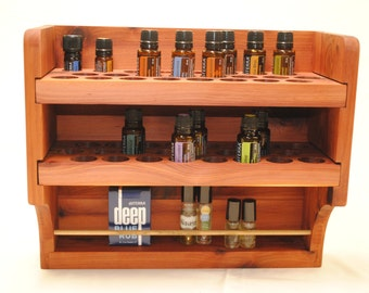 Essential Oils Rack