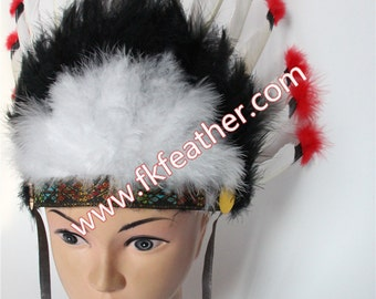 Feather Headdress - 08