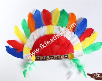 Feather Headdress - 15