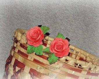 Set pins Roses