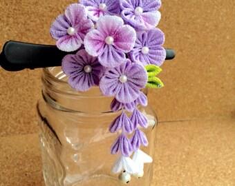 japanese beautiful hydrangea