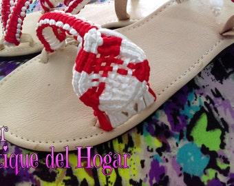 Snow White sandals