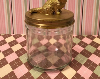 kitty jar