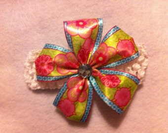 Baby/ Toddler Flower Headband