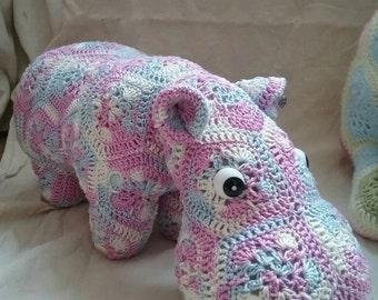 Happypotamus the Hippo