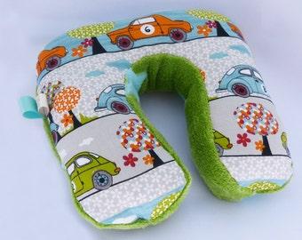 Cushion wedge head trip for children