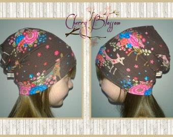 Beanie Hat girl Gr. 49-52