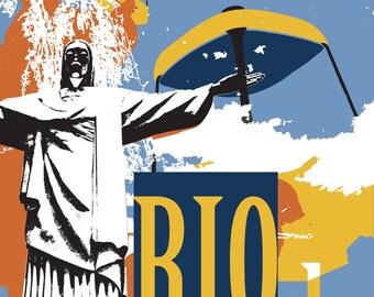 Print Rio de Janeiro