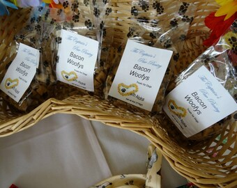 Gourmet Dog Treats made with Natural Ingredients
