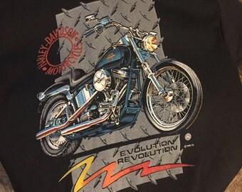 Harley Davidson Crewneck