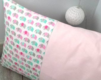 Girl room decor pillow cover