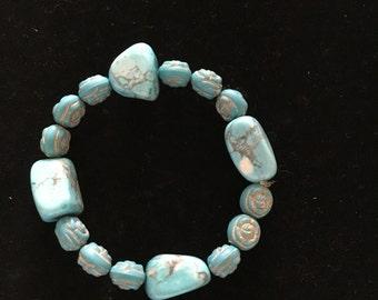 Item 201617 - Turquoise Bracelet