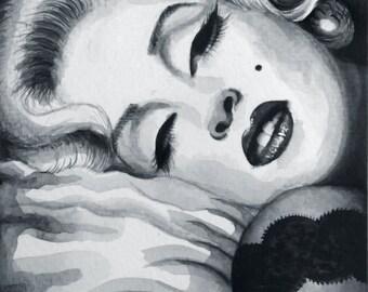 Marilyn Monroe - Art Print