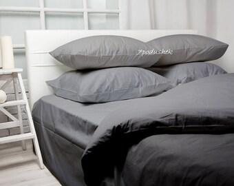 Grey Bedding Gray Bedding Gray Duvet Cover Bedding Set Grey Duvet Cover  Grey Bed Sheet Bedding