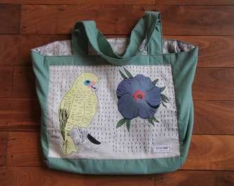 Large Tote/Grocery/Nappy Bags
