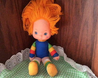 Rainbow Brite Plush Doll