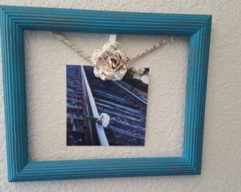 8x10 Shabby Chic picture frame