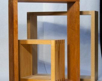 Hardwood Shadow Box