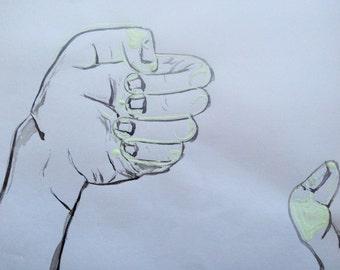 Ambiguous illustration!