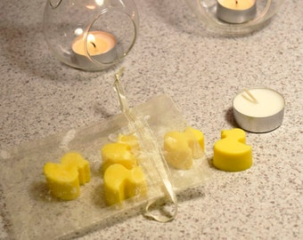 Lemon Scented Soy Wax Duck Melts/Tarts