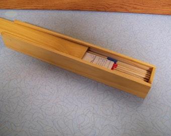 Vintage Pickup Sticks Game