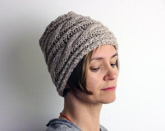 Luxury Wool Hat Elegant