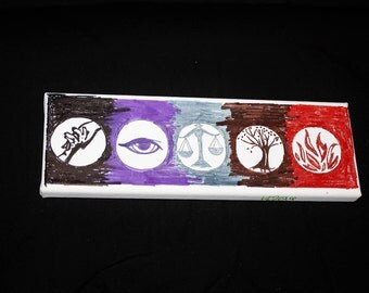 which faction are you?