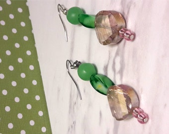 Bohemian earings,Modern earings for women,Dainty boho earings,Simple earings,Chic earings,Dainty earings,ER105