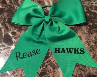 PONYTAIL BOW - Personalized